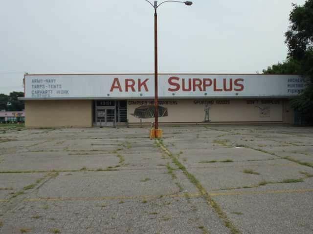 Ark Surplus, mount Clemens
