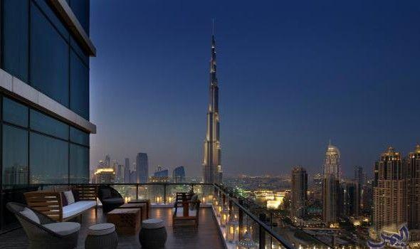 فندق تاج دبي مزيج ا من اللمسات الفاخرة والتراث الهندي المعاصر Dubai Panoramic Views City View