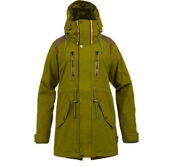 Parka Snowboard Jacket - Burton Snowboards | want it