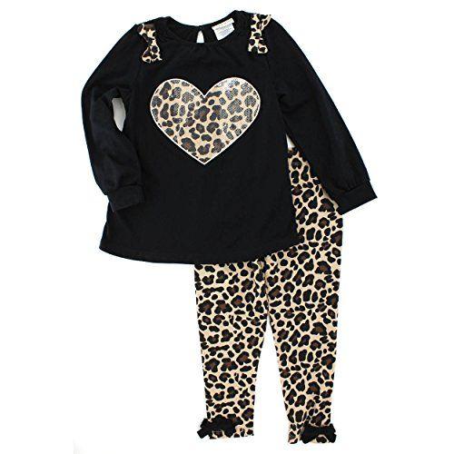 Buster Brown Girls 2 pc Outfit Top Leggings Set (2T, Black/Tan Cheetah Heart) Buster Brown http://www.amazon.com/dp/B00WZYF0RC/ref=cm_sw_r_pi_dp_se6uvb0KXFR7M