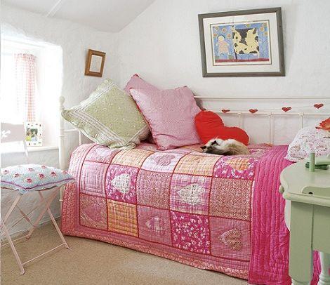 colchas, edredones en patchwork | Las colchas de patchwork también están súper de moda en las ...