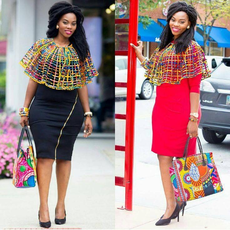 Great ways to rock African fashion this month : @shiraba.fashion.blog| @gee_q_photos . zenmagazineafrica.com . #ahoufebridal #ankarafashion #fashion #style - #ZenMagAfrica