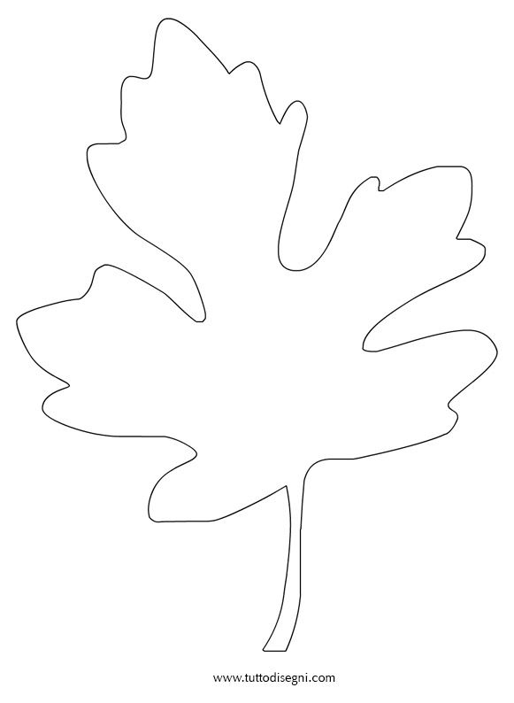 sagoma-autunno-foglia