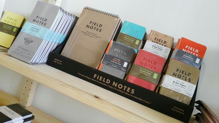 Field Notes Notebooks | Bookbinders Australia