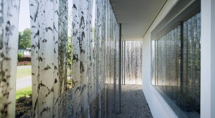 Looppad als ontsluiting van de achtertuin van OTTENVANECK architecten & vormgevers
