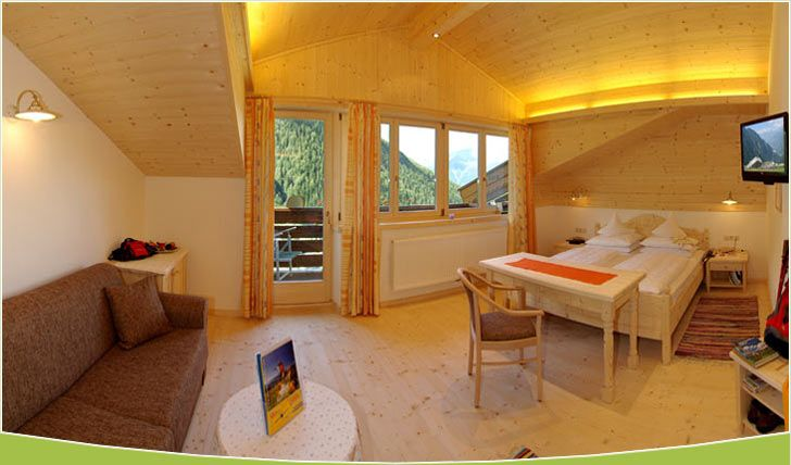 Zimmer - Wanderhotel Jägerhof - St. Leonhard / Passeiertal