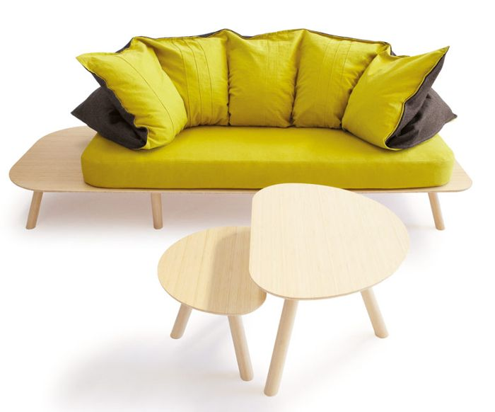 75 best images about canap sofa on pinterest furniture ottoman sofa and - Canape ottoman cinna ...
