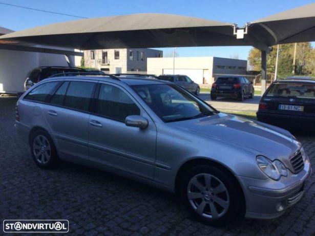 Mercedes-Benz C 220 220 CDi Elegance preços usados