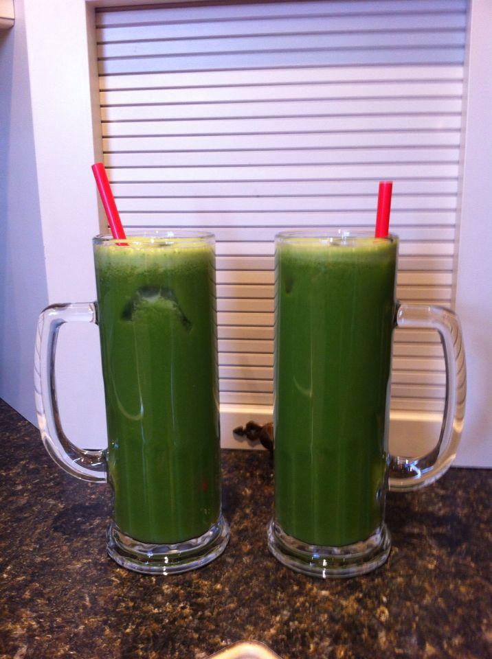 Drink #5 Joe's Mean Green