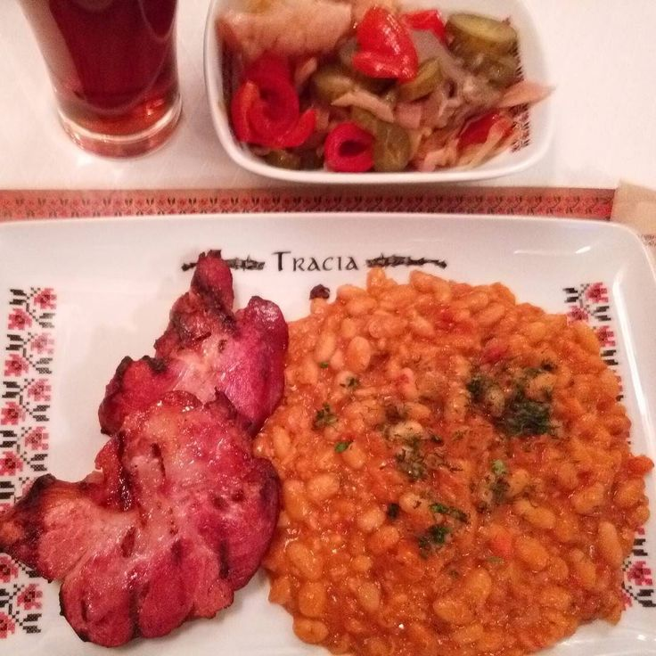 Romanian food / Comida rumana. #foodstagram #Bucharest #Romania #travel #Bucarest #Rumania