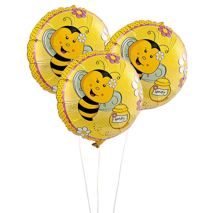 bumble bee balloon coloring pages - photo#23