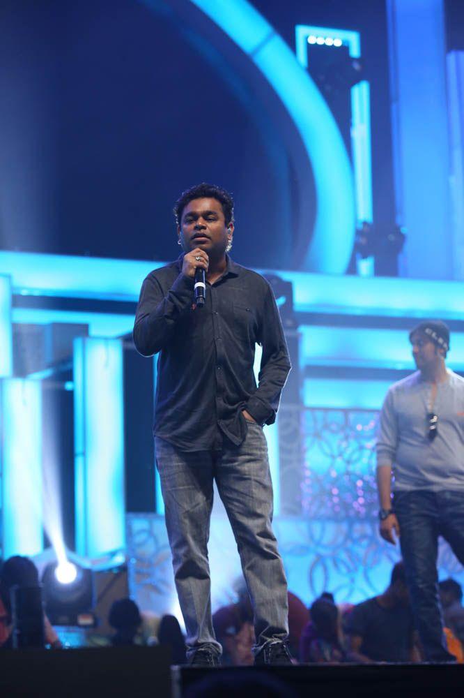A. R. Rahman Speech at I Music Launch