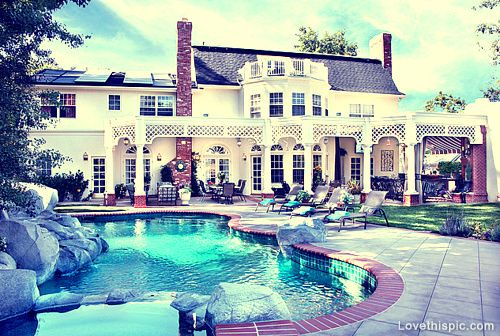 Luxury Home Pictures Photos And Images For Facebook Tumblr - Beautiful houses tumblr