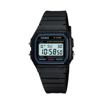Buy Casio Resin Strap Watch F-91W-1 online at Lazada Singapore. Discount prices and promotional sale on all Casual. Free Shipping.