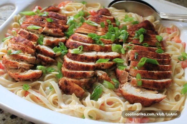 Piletina sa Alfredo umakom — Coolinarika