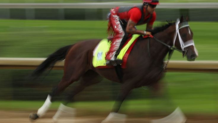 Kentucky Derby 2017: Post positions and morning line odds - SBNation.com