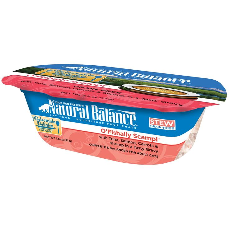 Natural balance delectable delights wet cat food o