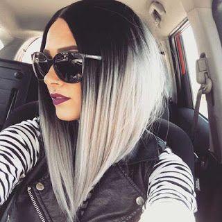 Los 12 colores de cabello que son tendencia este 2017 - Por qué no se me ocurrió antes