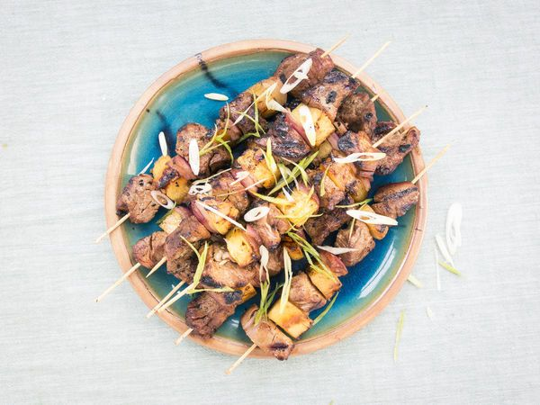 how to cook pork tenderloin kabobs