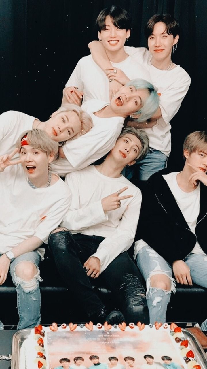 Ot7 Wallpapers Still Looking For Credit For The Third Picture Please Comment If You Know Who Edited It Bts Wallpaper Bts Photo Bts Backgrounds