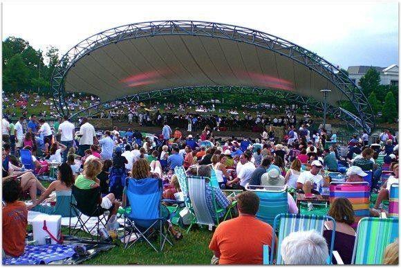 Amp charlotte symphony summer pops concert charlotte nc kids events