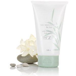 Feet- moisturiser, exfoliator, relaxing treatment and massage oil/