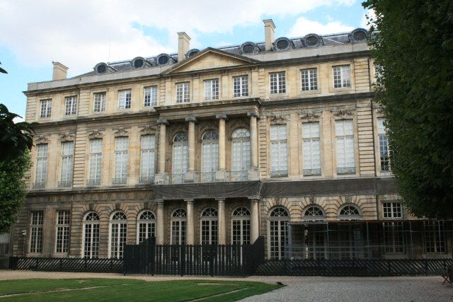 Hôtel de Rohan - Archives nationales