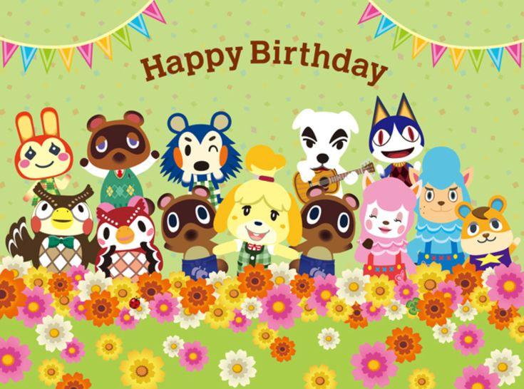 18+ Happy birthday animal crossing ideas