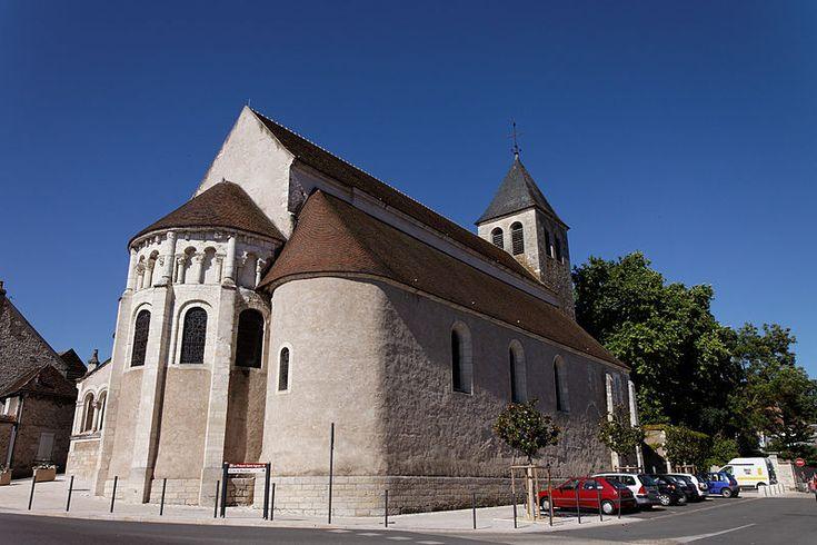 Eglise Saint-Aignan à Cosne-Cours-sur-Loire (58200)