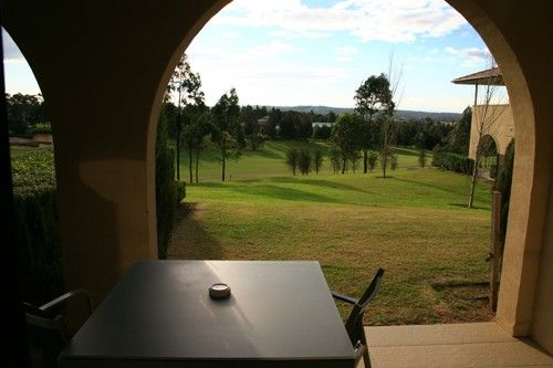 Chateau Elan Deluxe Spa King Golf Course View