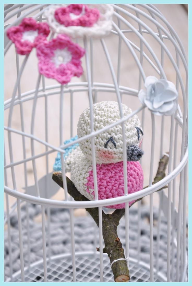 Mijn eigen plekkie: A little bird told me....