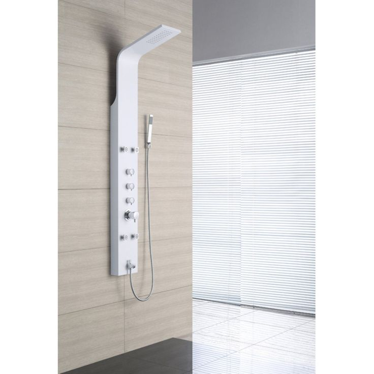 OVE Decors OSC-23 Multi Jet Shower Panel - OSC-23 SHOWER TOWER #showerpanels
