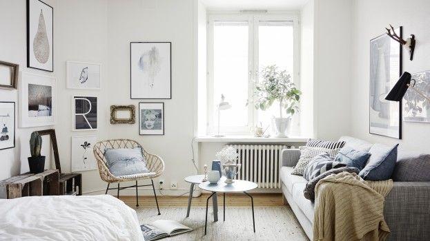 Shop the look: woonkamer in de trendkleuren van dit voorjaar