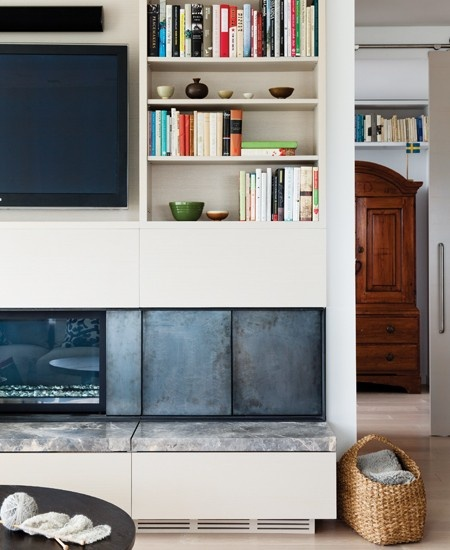Seamless Storage Area | photo Donna Griffith | design Jill Greaves | House & Home
