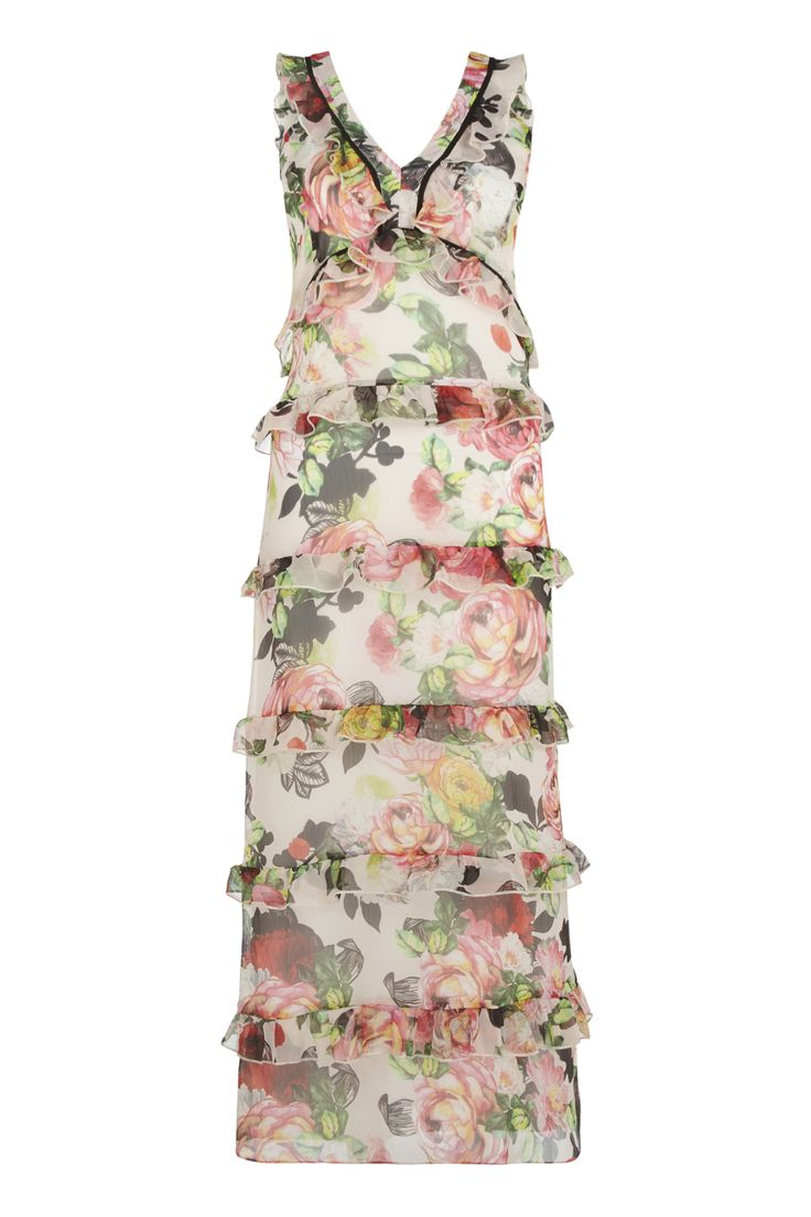 17 best images about wedding guest dresses on pinterest for Floral dresses for wedding guests