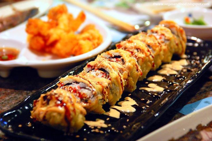 Sushi... YUM!