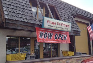 """The Elizabeth Guild Thrift Shop, aka """"The Guild,"""" is Estes Park's oldest thrift shop. They carry a variety of clothing and small household items."""