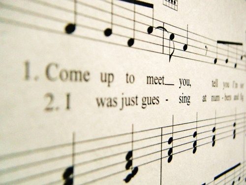 popular music and lyrics in the 1950s and today essay Read this full essay on a comparison and contrast of popular music and lyrics  in the 1950's and today music has been known to express ideas in human.