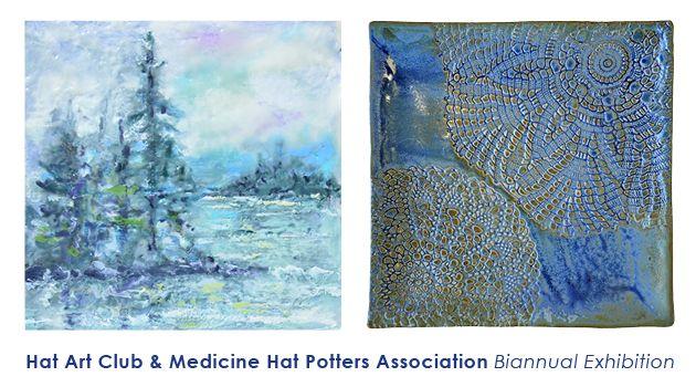 Hat Art Club & Medicine Hat Potters Association Biannual Exhibition | JUNE 27 - AUG 8, 2015