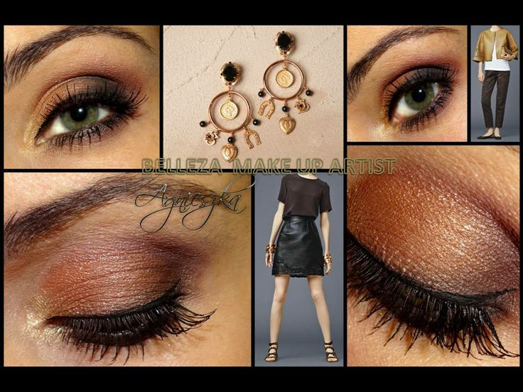 Gold Make Up https://www.facebook.com/bellezamakeupandbeautyshop?fref=ts