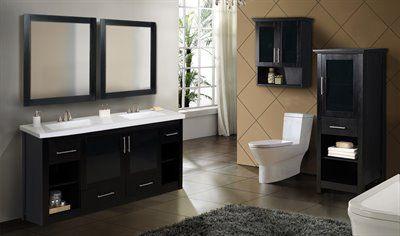 Style Selections Torylynn Blackberry Transitional Bathroom Vanity