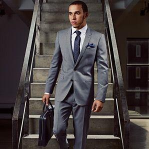 Formula 1 Driver Lewis Hamilton Loves America