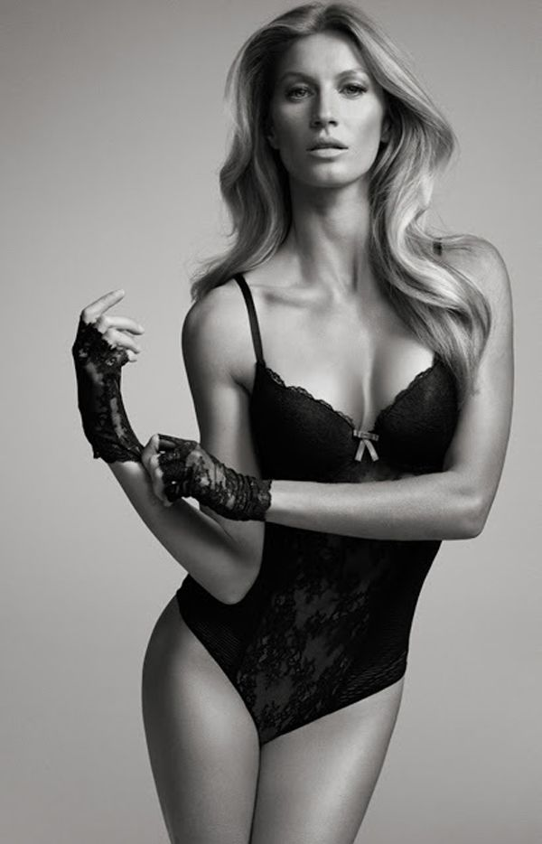Gisele Bundchen Models Her Own Brazilian IntimatesLingerie - 3 Sensual Fashion Editorials | Art Exhibits - Anne of Carversville Women's News