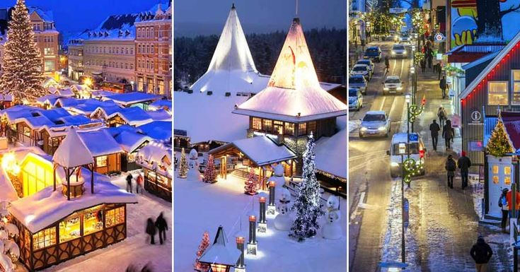 The world's most magical Christmas destinations