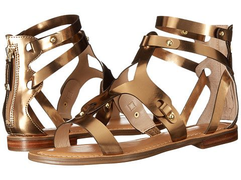Womens Sandals GUESS Mabyn Bronze