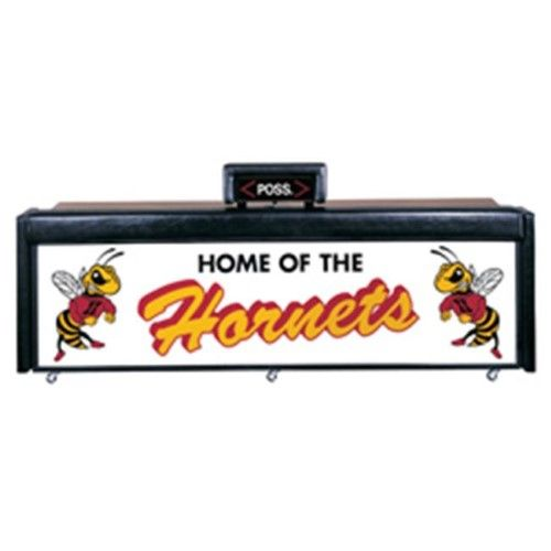 All American B 1237283 Scoring Table - Free Standing Basketball Accessories, As Shown