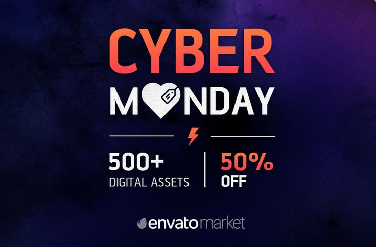 Envato Market Cyber Monday Deal – 50% OFF On 500+ Items Grab Now: http://www.frip.in/envato-market-cyber-monday-deal/  #Envato #CyberMonday #Deal