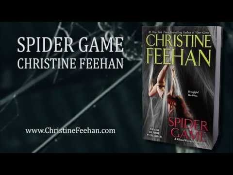 Christine Feehan Ghostwalker Series Reading Order