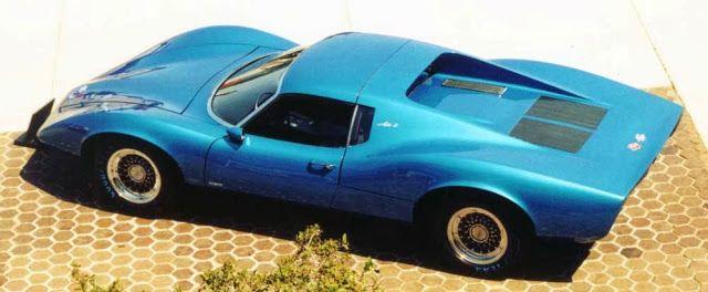 '68 Chevrolet Astro II XP-880