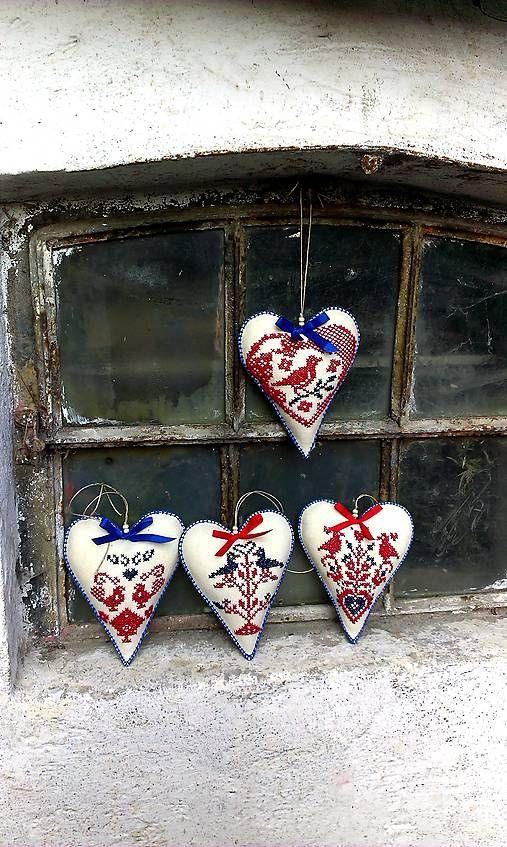 Slovenský ornament / janafrolova - SAShE.sk - Handmade Dekorácie